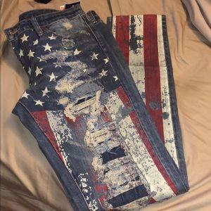NEW Ralph Lauren America jeans. Size 29x32
